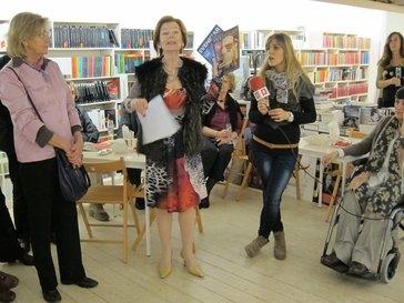 Karin Ehnbom-Palmqvist besökte Barcelona