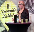 Annika Rembe i Almedalen