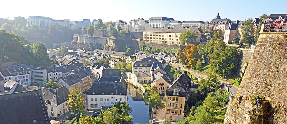 Luxemburg Schweden
