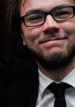 Arvid Ågren, ungdomsombud i Toronto, Kanada.