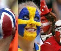 Skandinavien – lyckligaste platsen att bo..