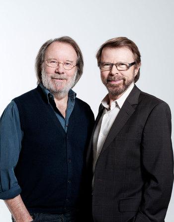Benny Andersson och Björn Ulvaeus