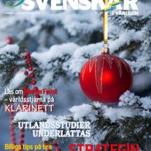 Tidskriften Svenskar i Världen 4 2013