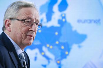 EU-kommissionär Juncker