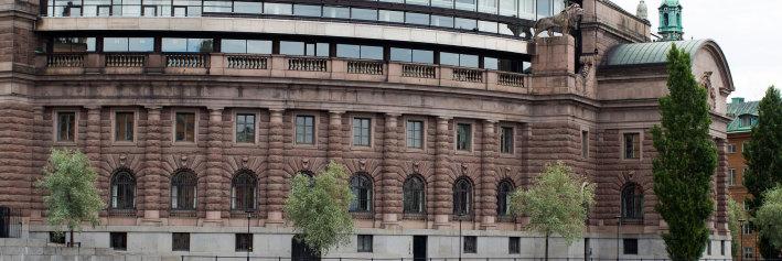 Parlamentariska läget i Sverige