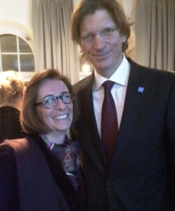 Catherine o Niklas Zennström