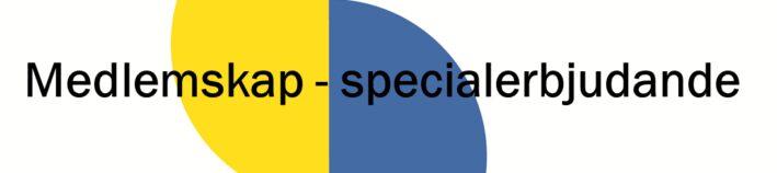 medlemskap specialerbjudande