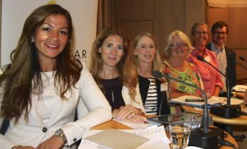 7 av 8 politiska partier deltog vid utlandssvenskarnas parlament 2015