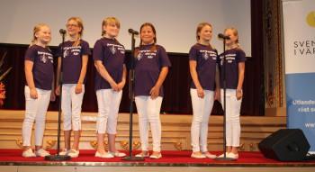 Barnkören Margretelundsskolan firar Pippi 70 år