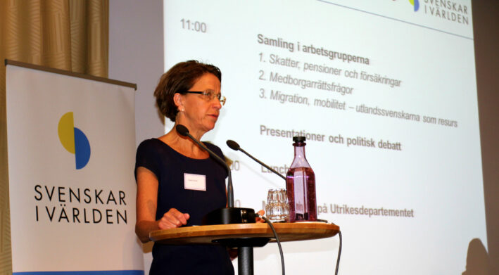 Styrelseledamot Birgitta Laurent