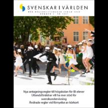 Svenskar i Världen nummer 1, 2017