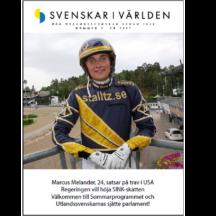 Svenskar i Världen 2 2017 sviv nyhet