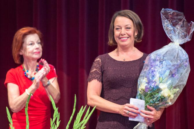Nina Stemme, Årets Svensk i Världen 2018 (Foto: Bengt Säll)