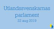 Utlandssvenskarnas parlament