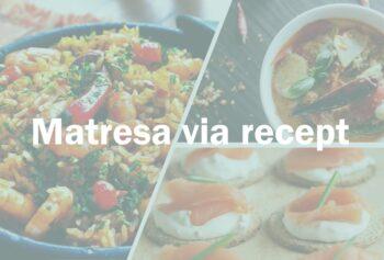 Följ med på en matresa till Italien!