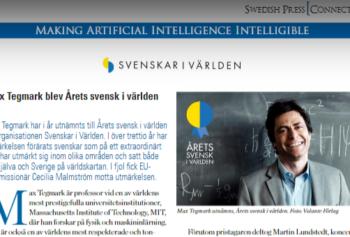 Svenskar i Världen i Swedish Press